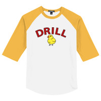 ADULT, Raglan Colorblock T Shirt, DRILL MOM_Full Color