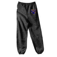 ADULT Sweatpant with Pockets, DRILL RIFLES TEXT_Full Color